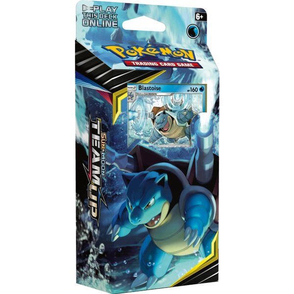 Pokémon Trading Card Game: Sun & Moon- Team Up Theme  Deck Assortment