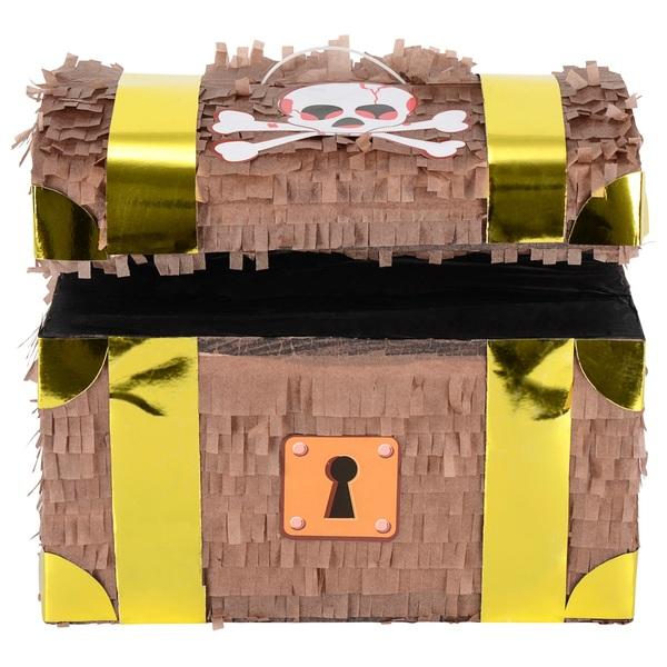 Partybedarfpartydeko - Piñata Schatzkiste - Onlineshop Smyths Toys
