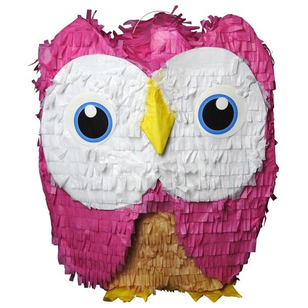 Partybedarfpartydeko - Piñata, Eule - Onlineshop Smyths Toys