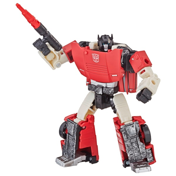 Sideswipe Transformers War for Cybertron Siege Deluxe Collectible Action Figure