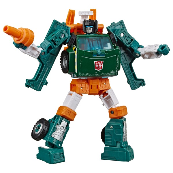 Hoist Transformers War for Cybertron Earthrise Deluxe Collectible Action Figure