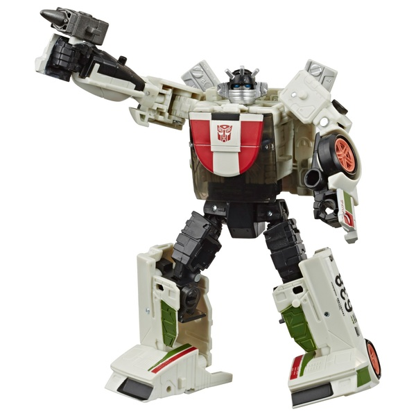Wheeljack Transformers War for Cybertron Earthrise Deluxe Collectible Action Figure