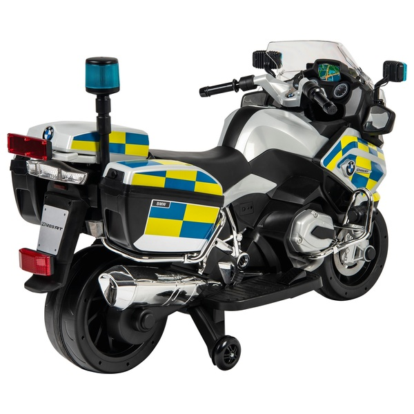 12V BMW Police Motorcycle Electric Ride On