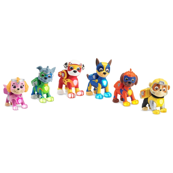 PAW Patrol Mighty Pups Figure Gift Set