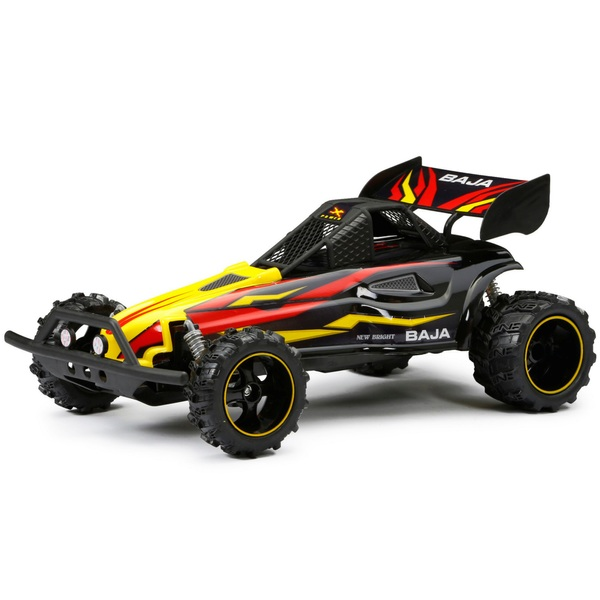 Remote Control 1:14 New Bright Baja Buggy