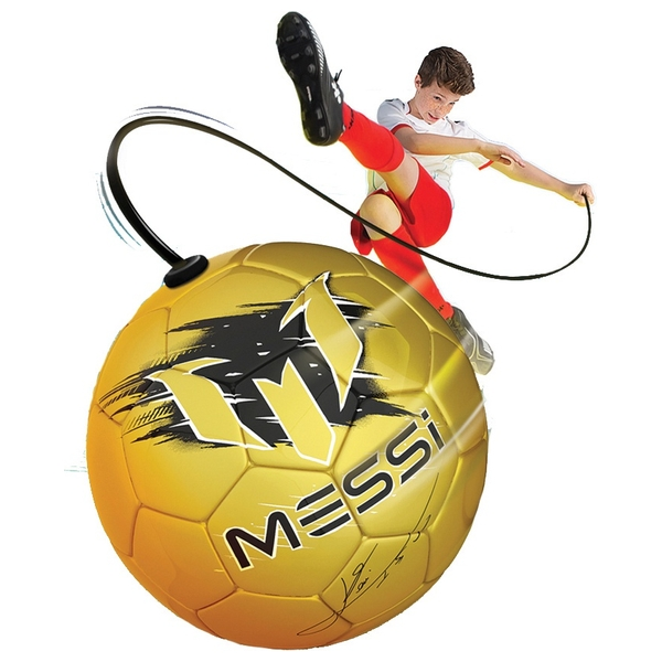 Messi Limited Edition Pro Training Ball – Gold