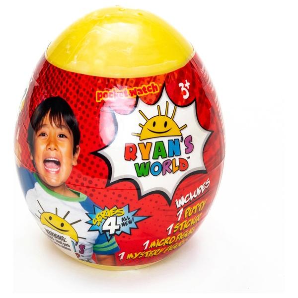 Ryan's World Mystery Mini Egg – Assortment