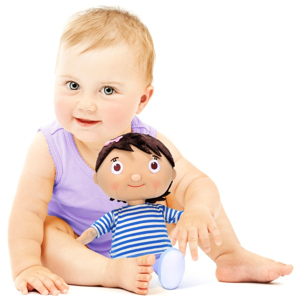 Little Baby Bum Musical Mia Plush