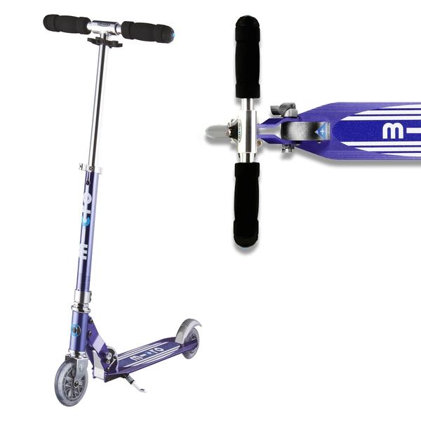 Micro Sprite Scooter - Blue Stripe