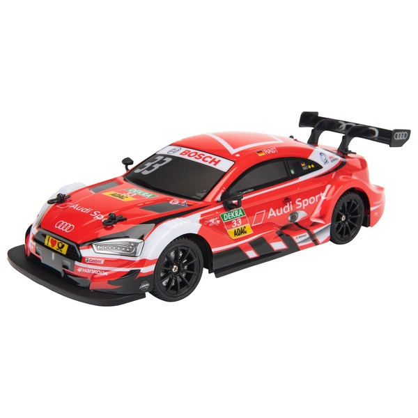 Remote Control 1:16 Audi DTM Car Red