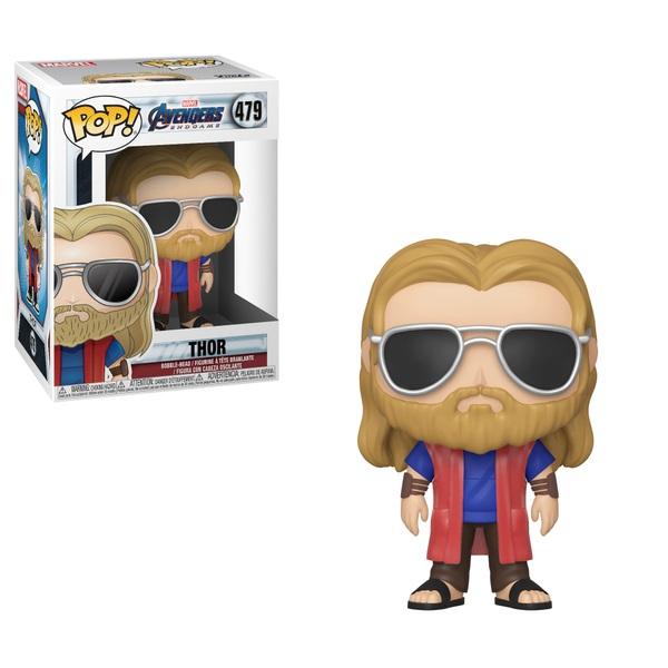 POP! Vinyl: Marvel Avengers Endgame Thor Figure