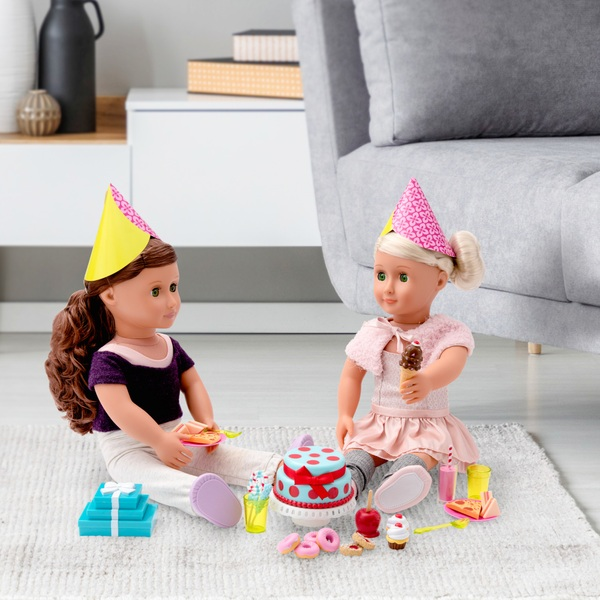 Our Generation R.S.B.Me. Party Planning Set