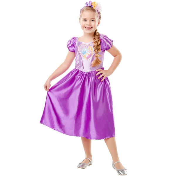 Disney Princess Fairytale Rapunzel Costume