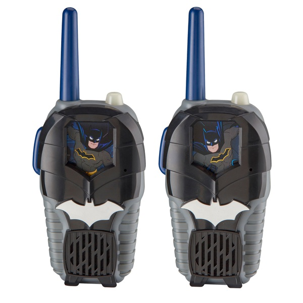 Batman FRS Walkie Talkies with Lights and Sounds
