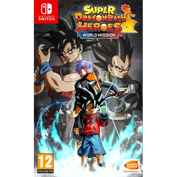 1d27dbb8eec Super Dragon Ball Heroes: World Mission Nintendo Switch - Top ...
