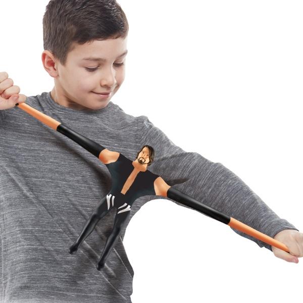 Mini Stretch WWE AJ Styles Figure