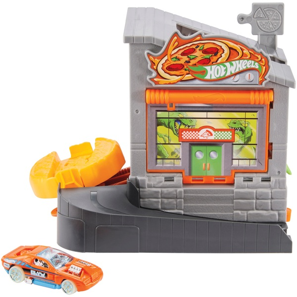 Hot Wheels City Basic Pizza