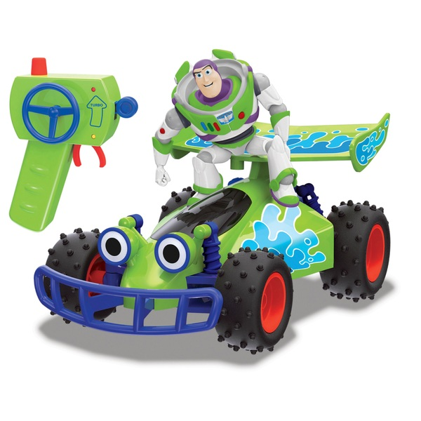 Toy Story 4 Radio Control Buggy - Buzz 1:24