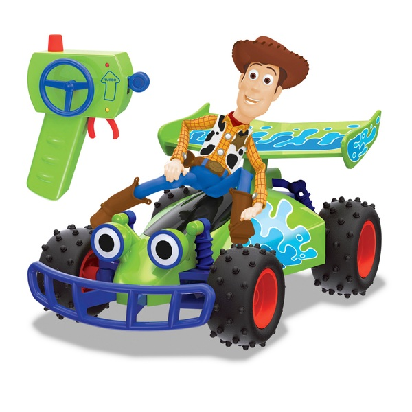 Toy Story 4 Radio Control Buggy -  Woody 1:24