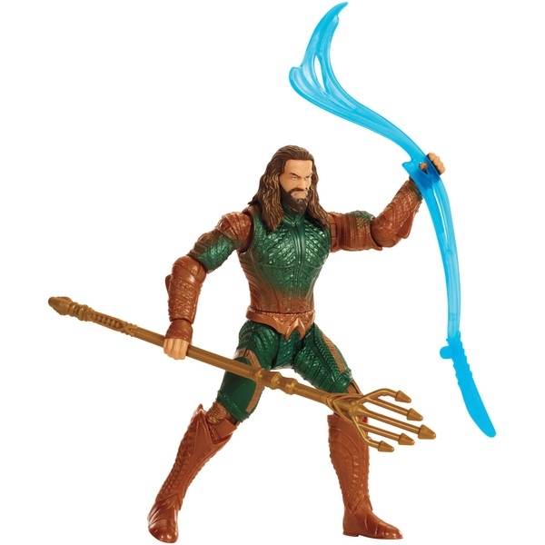 Justice League Movie Aquaman Figure