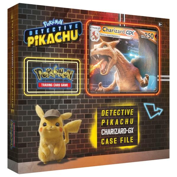 Pokémon Trading Game : Detective Pikachu Charizard-GX