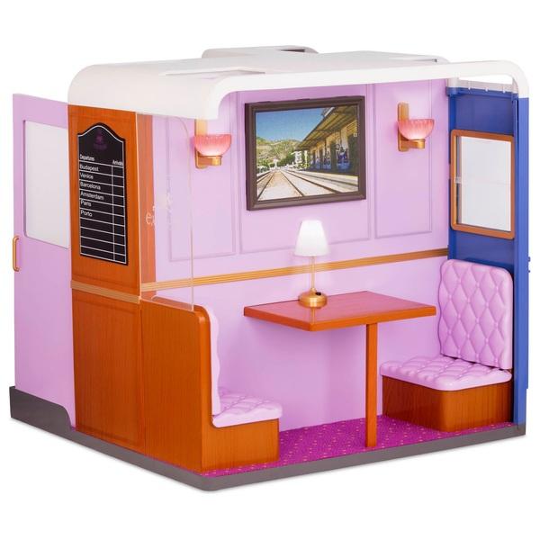 Our Generation Train Cabin