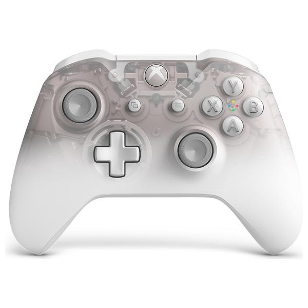 Xbox One Wireless Phantom White Special Edition Controller
