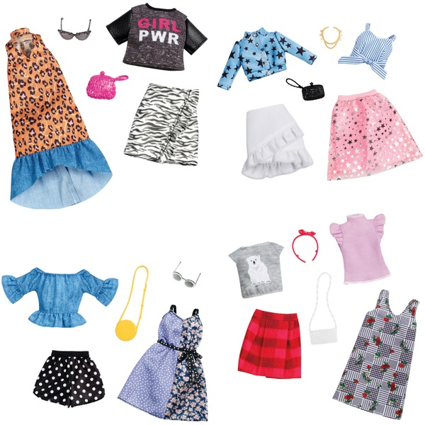 Barbie Fashion 2-Pack Assortment