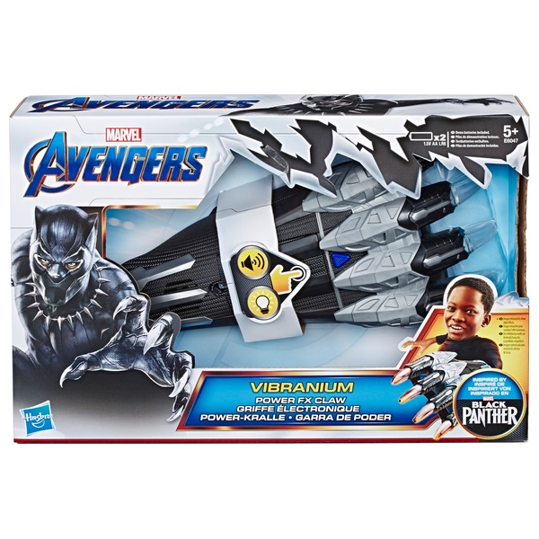 Marvel Black Panther Vibranium Power FX Mask New Toy Gift  FREE DELIVERY