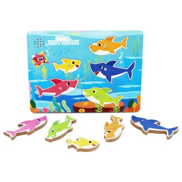 Baby Shark Sound Puzzle