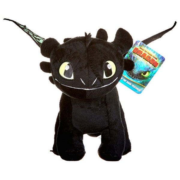 c21487f77e0 Toothless How to Train Your Dragon Plush - Dragons UK