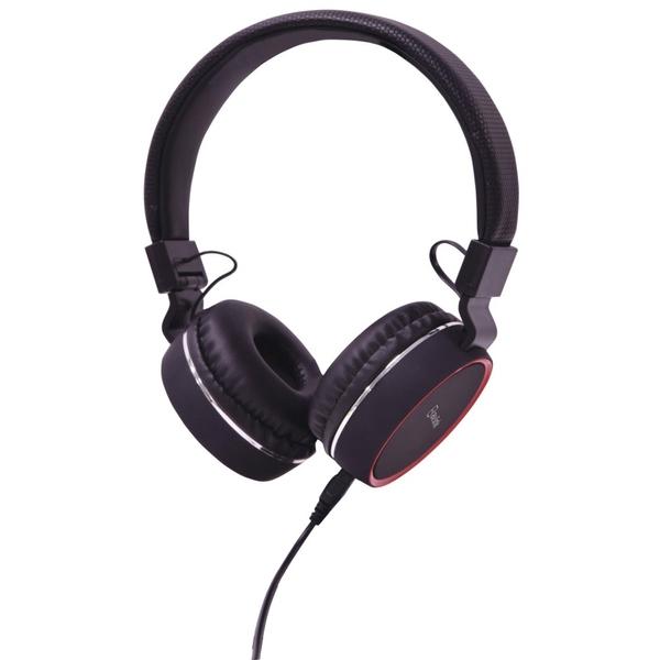 AV Link Headphone with Microphone Black