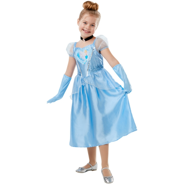 Disney Princess Fairytale Cinderella Costume