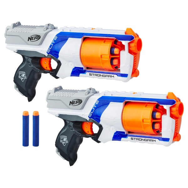 NERF Strongarm 2 Pack