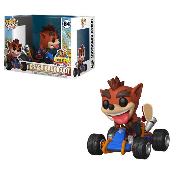 POP! Ride: Crash Team Racing Crash Bandicoot