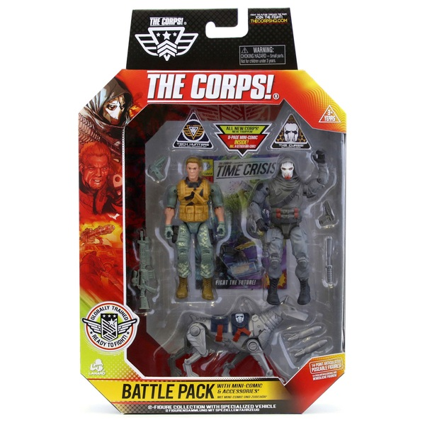 The Corps Battle Pack Assortment