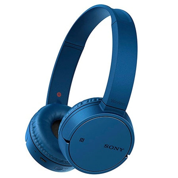 Sony Wireless Bluetooth Headphones Blue