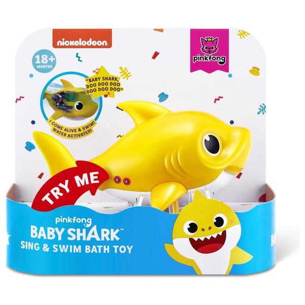 Baby Shark Sing & Swim Bath Toy
