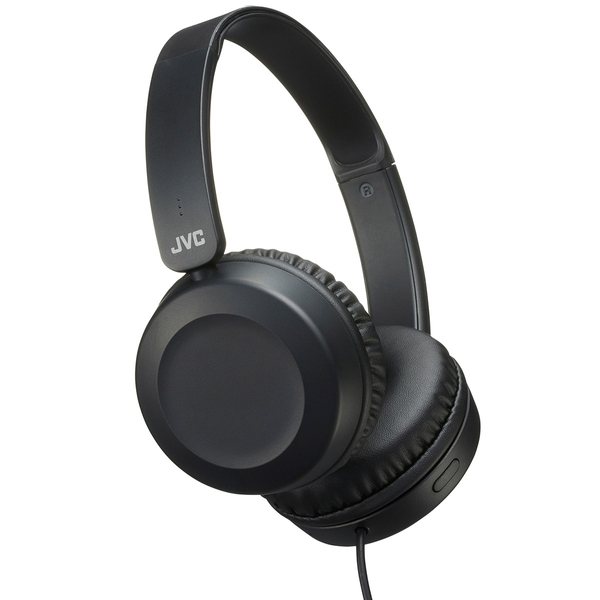 JVC Headphone Carbon Black with Mic
