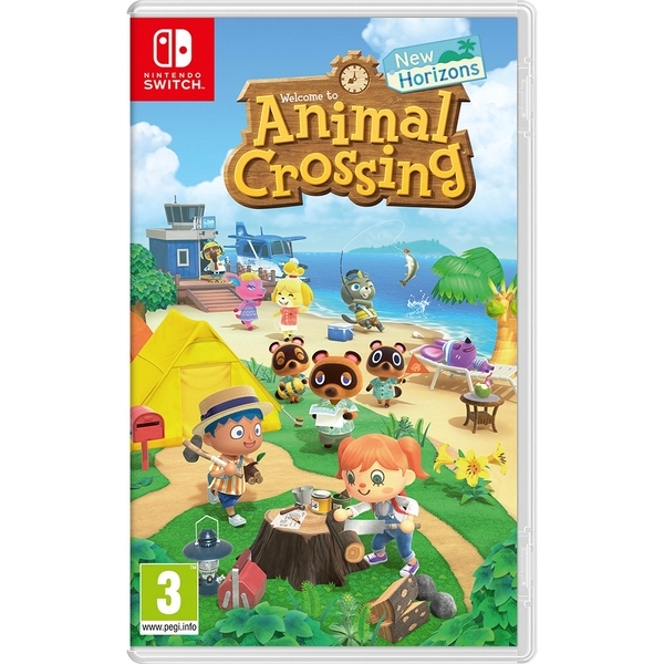 Animal Crossing New Horizons with FREE Exclusive Notepad