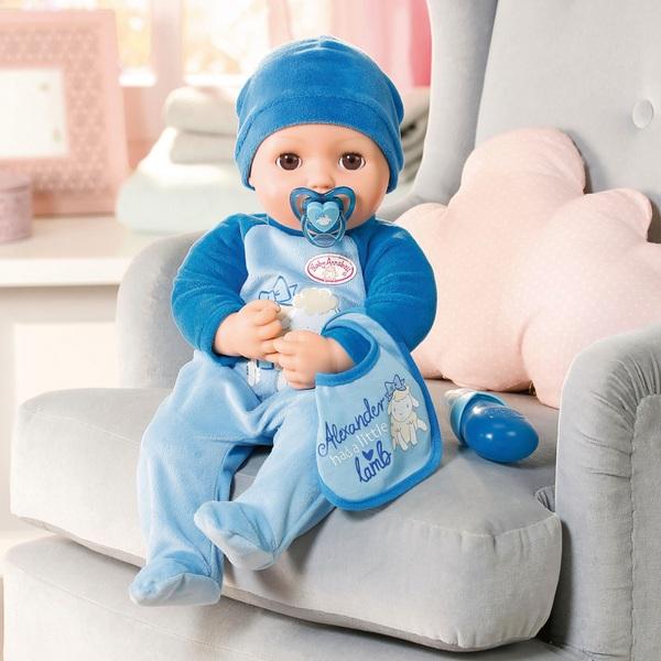 Baby Annabell Alexander 43cm Doll
