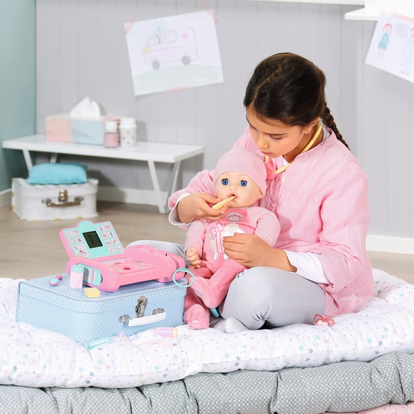 Baby Annabell Scanner