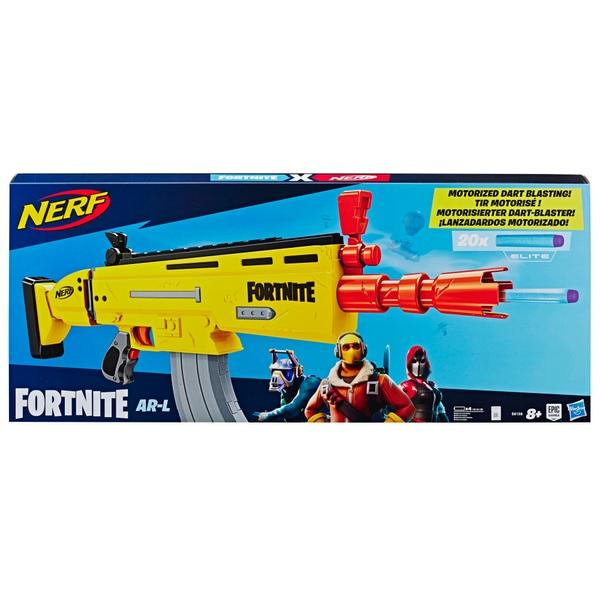 NERF Fortnite AR-L - Gift Finder for Big Kids UK