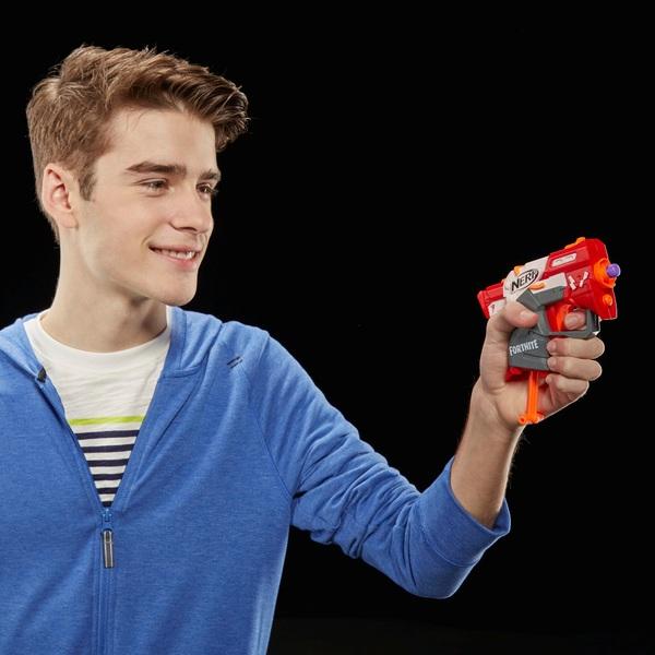 NERF Fortnite MicroShots TS Blaster