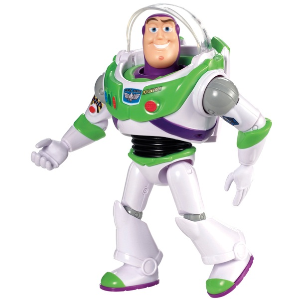 Toy Story 4 Buzz with Visor 18cm