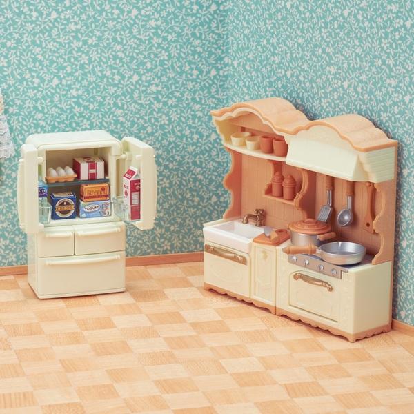 Sylvanian Families - Kitchen Set