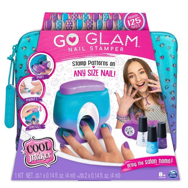 Go Glam Nail Stamper Studio