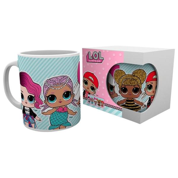L.O.L. Surprise! Characters Mug