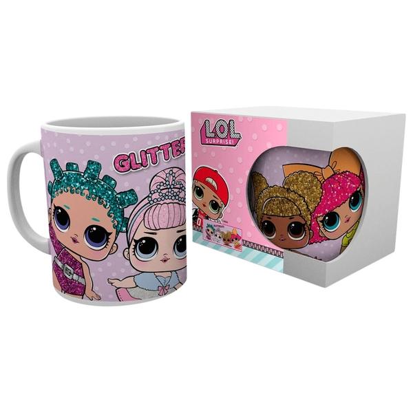 L.O.L. Surprise! Glitterati Mug