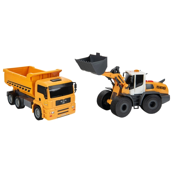 Liebherr Twin Pack